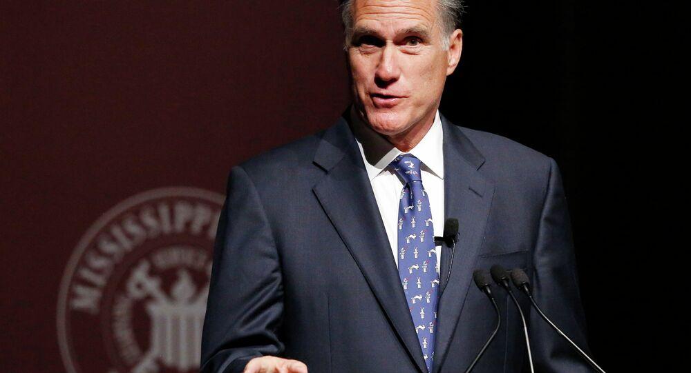 Mitt Romney plans to enter the presidential race again for 2016.