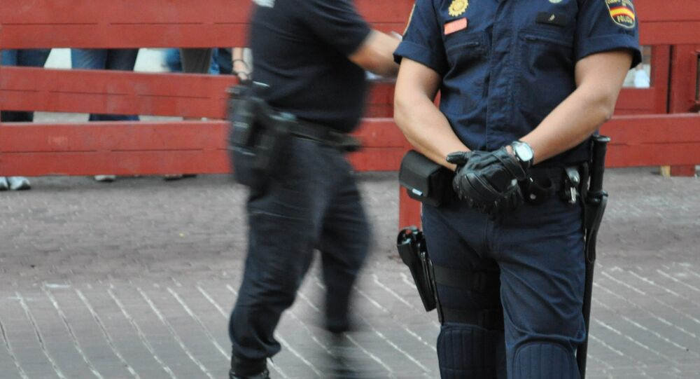 Four suspects were arrested in Spain following accusations of indoctrinating and recruiting individuals to become members of the ISIL militant group
