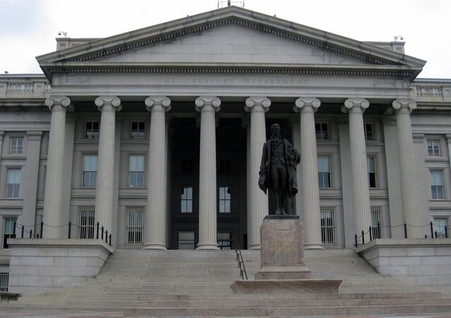 Washington DC: Department of Treasury