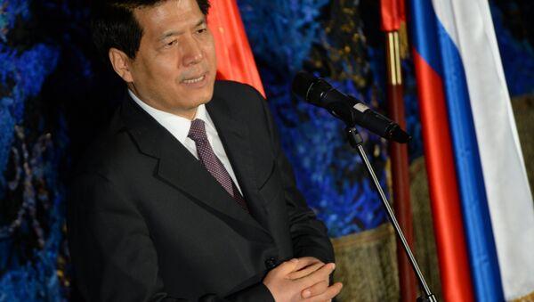 China's Ambassador  Li Hui - Sputnik International