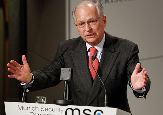 Wolfgang Ischinger, Chairman of the Munich Security Conference