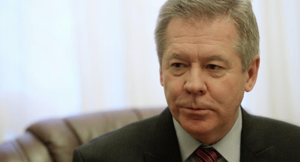 Deputy Foreign Minister Gennady Gatilov