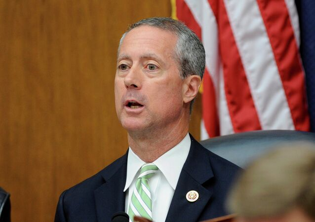 In this June 11, 2014 file photo, Rep. Mac Thornberry, R-Texas, speaks on Capitol Hill in Washington