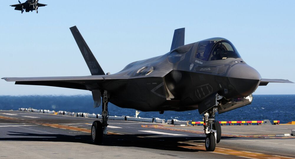 Lockheed's F-35 features some of the most advanced autopilot technology available.