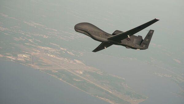 RQ-4 Global Hawk. File photo - Sputnik International
