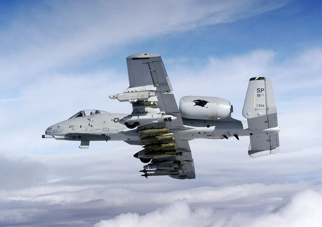 he United States should not decrease its fleet of A-10 attack planes amid rise of the Islamic State