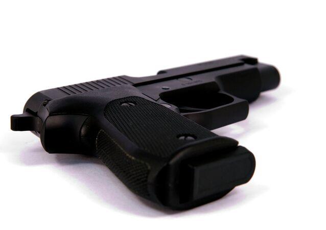 Toddler shoots parents with mother's handgun
