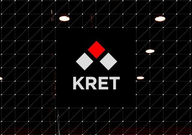 KRET logo