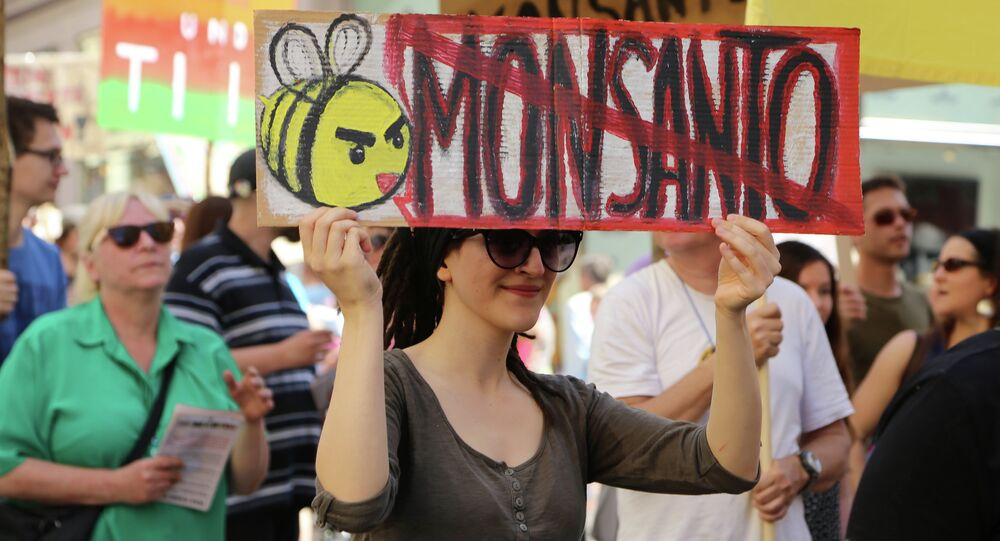 Monsanto has come under fire from critics of farming that is reliant on synthetic fertilizers and pesticides.