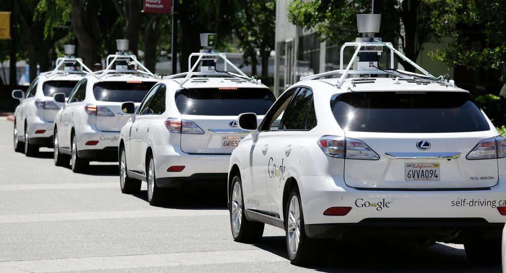 After being a major investor in the ride-sharing service Uber, it appears Google may be trying to turn competitor with its own service which would incorporate the self-driving car technology the tech giant's been developing, Bloomberg reports.