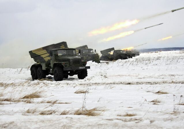 The Tornado rocket launcher will replace the Grad in Russia's Eastern Military District