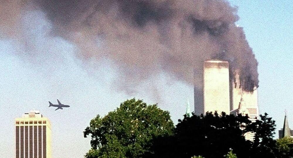 New York's World Trade Center
