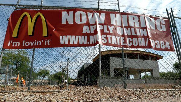McDonalds Hiring - Sputnik International