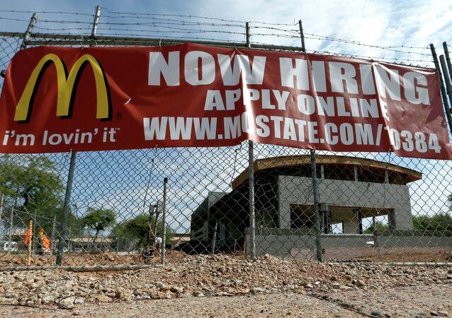 McDonalds Hiring