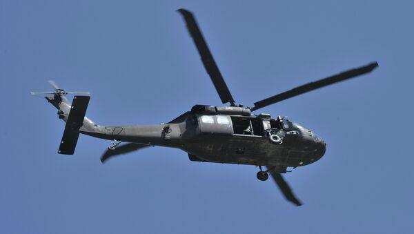 UH-60 Black Hawk helicopter - Sputnik International