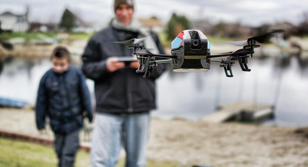 A new poll shows surprising opinions about the domestic use of small drones.