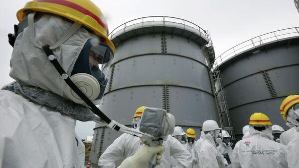Fukushima Nuclear Power Plant - Sputnik International