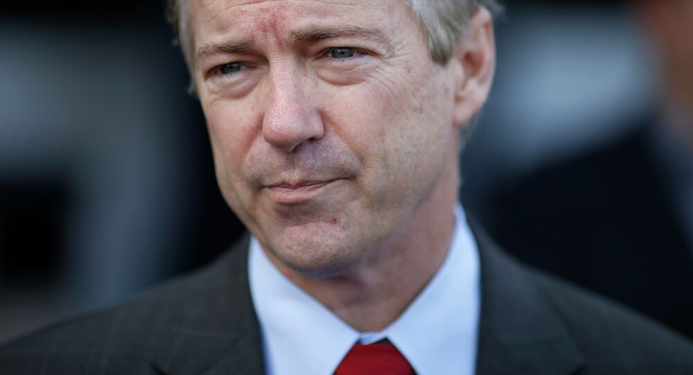 Senator Rand Paul reintroduced a piece of legislation that may ruin the economy.