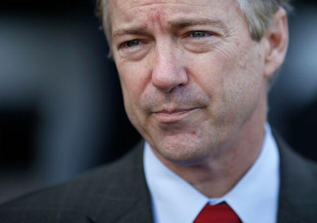 Senator Rand Paul reintroduced a piece of legislation that may ruin the economy.