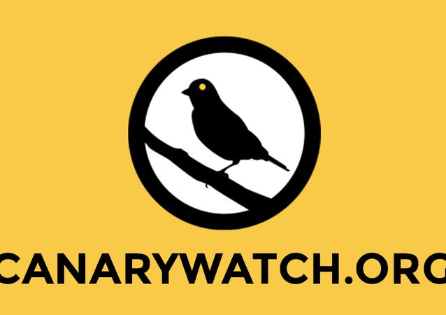 Canary Watch logo