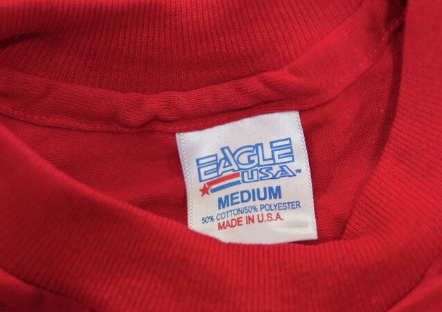 'Made in USA' label