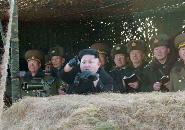 North Korea's ruling party adopted a resolution calling for the country to progress more on developing modern precise weapons