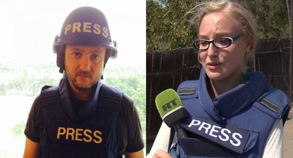 RT journalists