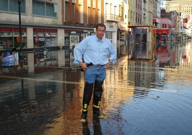 Williams faces new suspicions about his Katrina reporting.