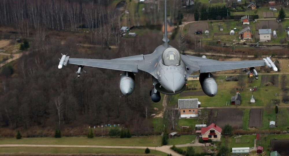 NATO's Baltic Air Policing Mission