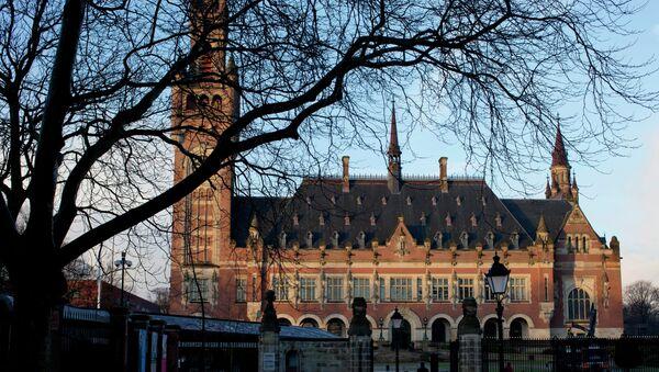 International Court of Justice in The Hague - Sputnik International