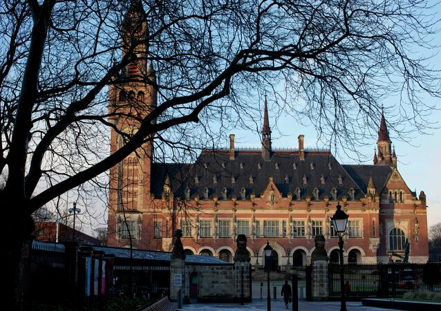 International Court of Justice in The Hague