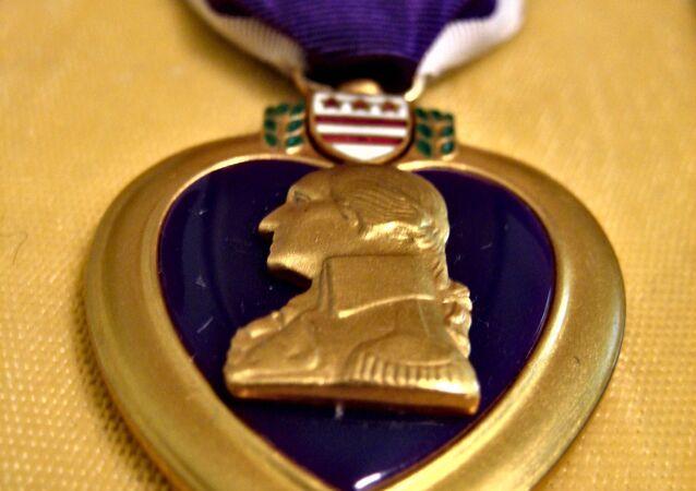 US Purple Heart Medal
