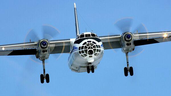 Antonov An-30 - Sputnik International