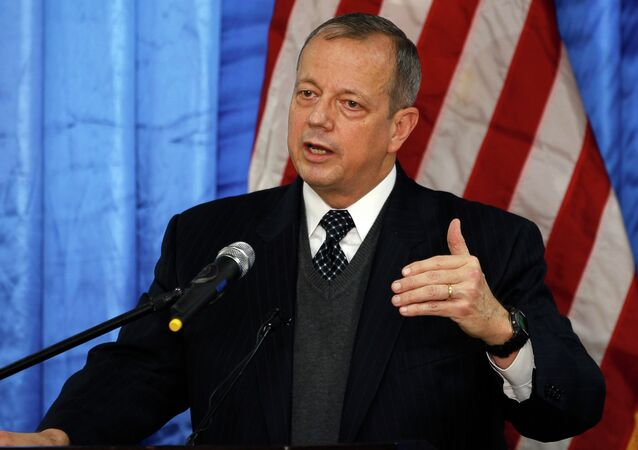 US General John Allen, special envoy for building the coalition against ISIL