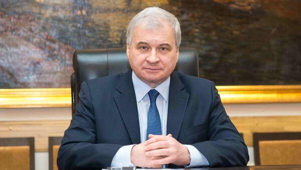 Russian Ambassador to China Andrei Deniso - Sputnik International