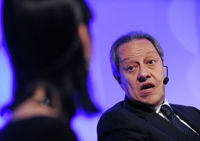 Mounir Fakhry Abdel Nour, Egypt's industry, trade and investment minister.