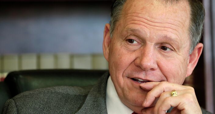 Chief Justice Roy Moore had said some judges have found new rights for gay unions that didn't exist before and the only way to stop them is with a state-initiated constitutional amendment.
