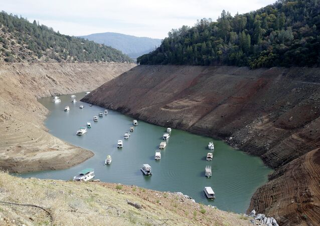 The revelations about the risk to drinking water come as California enters the fourth year of an unprecedented drought with barely any rainfall in January, normally the state's wettest month.