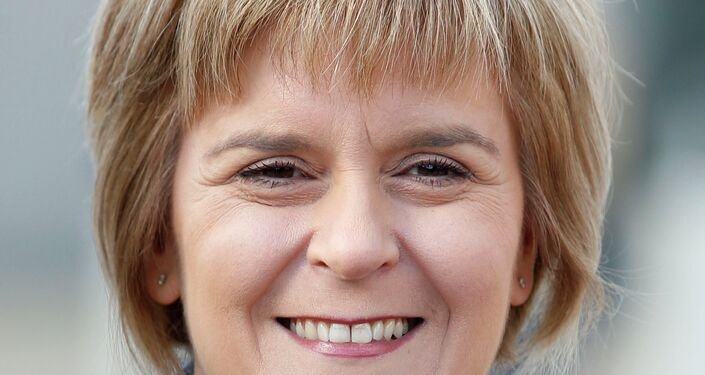 First Minister Nicola Sturgeon proposed the creation of an International Envoy to combat LGBTI discrimination as part of the UK Foreign Office.