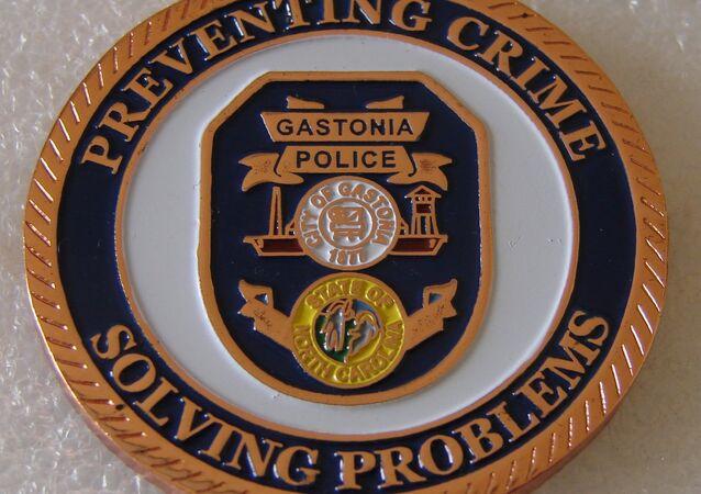 Gastonia NC Police Seal