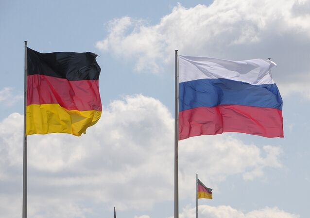 Bilateral contacts between Russia and Germany are frozen, but the initiative did not come from Moscow - diplomat