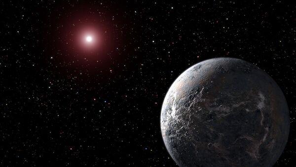 Scientists believe red dwarfs stars could transform lifeless exoplanets into Earth-like exoplanets. - Sputnik International