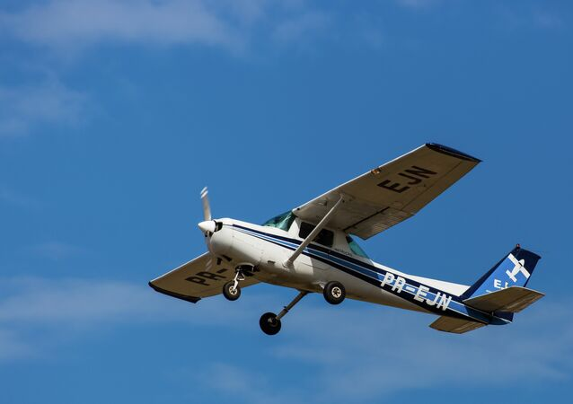 The U.S. Marshals Service flies small Cessna planes mounted with cell-phone tracking systems.