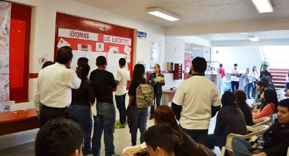 UVM campus Nuevo Laredo
