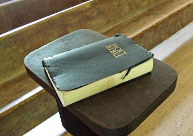 A bible in an old church, which could become the state book for TN
