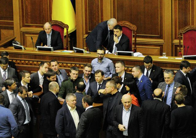 """A Ukrainian politician proposed to ban the use of the words """"Russia"""" and """"Rus"""" in Ukraine to refer to the present territory of the Russian Federation."""