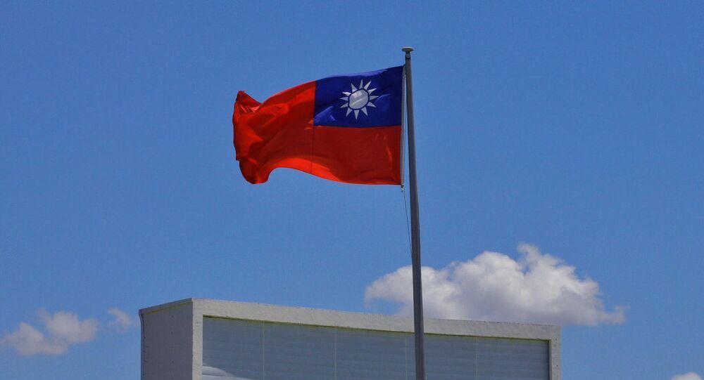 A Taiwanese Flag