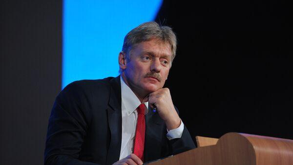 Dmitry Peskov - Sputnik International