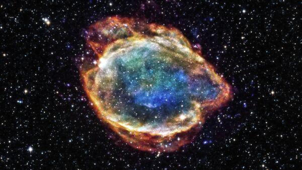Supernova remnant G299.2-2.9 - Sputnik International