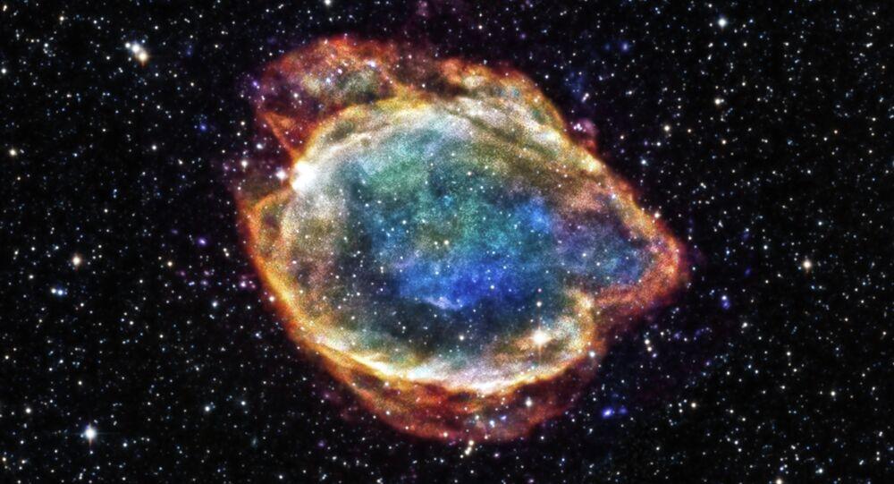 Supernova remnant G299.2-2.9